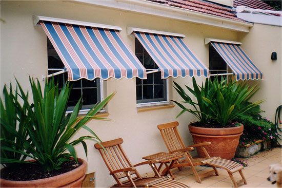 Awnings (Sun shade)